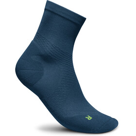 Bauerfeind Run Ultralight Mid Cut Socks Men, azul